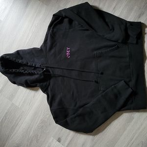 Womens OBEY Pullover